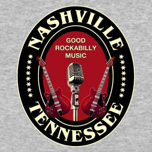 nashville good rockabilly - Baseball T-Shirt