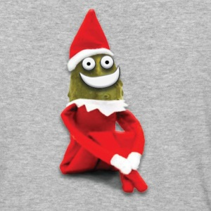 Pickle Elf On A Shelf - Baseball T-Shirt