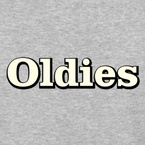 oldies - Baseball T-Shirt