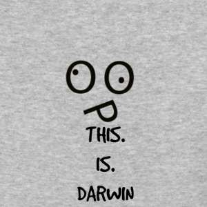 This Is Darwin - Baseball T-Shirt