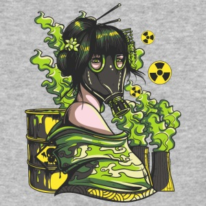 Nuclear mask - Baseball T-Shirt