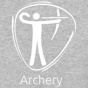 Archery_white - Baseball T-Shirt