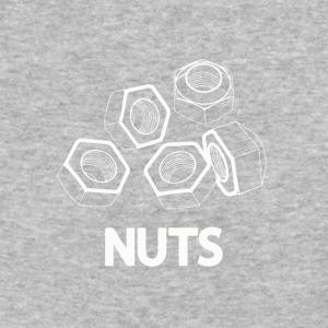 Nuts - Baseball T-Shirt