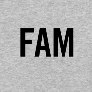 Fam Black - Baseball T-Shirt