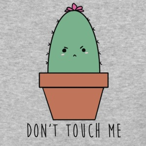 Don't Touch Me 2.0 - Baseball T-Shirt