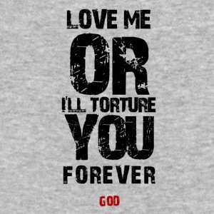 LoveTortureGod - Baseball T-Shirt