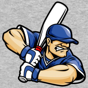 baseball_player - Baseball T-Shirt