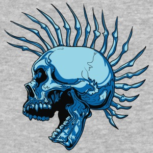 skull_punk - Baseball T-Shirt