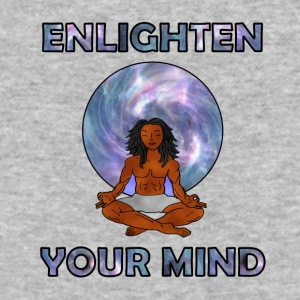Elightened Your Mind - Baseball T-Shirt