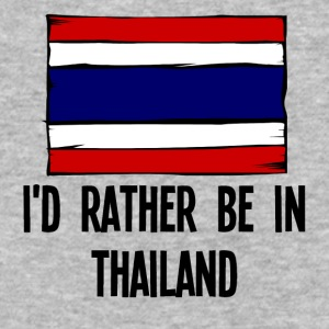 I'd Rather Be In Thailand - Baseball T-Shirt