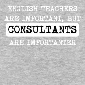 Consultants Are Importanter - Baseball T-Shirt