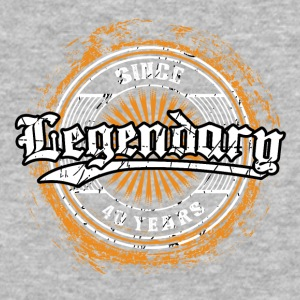 Legendary since 40 years t-shirt and hoodie - Baseball T-Shirt