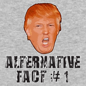 Alternative Fact # 1 - Baseball T-Shirt