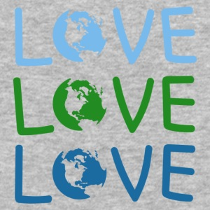 LOVE Earth Day And Save Your Planet - Baseball T-Shirt