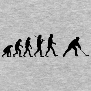 evolution - Baseball T-Shirt