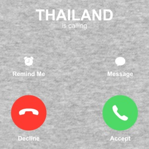 thailand call Accept Decline - Baseball T-Shirt