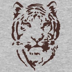 Tiger Printed T-shirt - Baseball T-Shirt