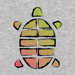 Turtle - Baseball T-Shirt