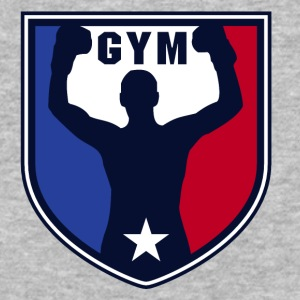 BOXING GYM - Baseball T-Shirt