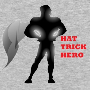 Hat Trick Hero - Baseball T-Shirt