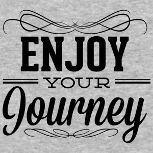 enjoy_your_journey - Baseball T-Shirt