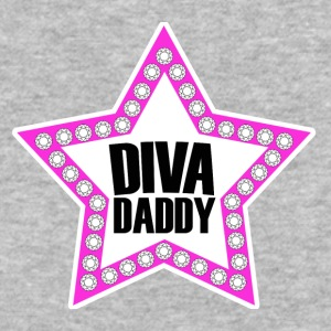 Diva Daddy™ SUPERSTAR - Baseball T-Shirt