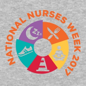National Nurse Week 2017 - Baseball T-Shirt