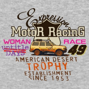 motor racing - Baseball T-Shirt