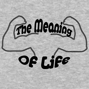 The Meaning Of Live (muscles) - Baseball T-Shirt