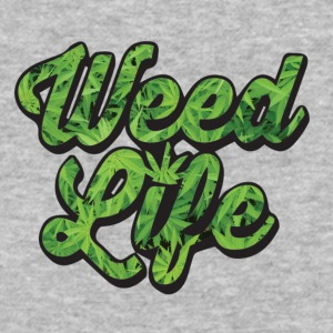 weedlife - Baseball T-Shirt