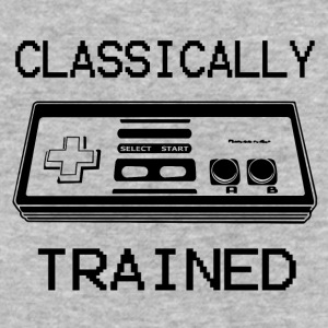 Classically Trained - Baseball T-Shirt