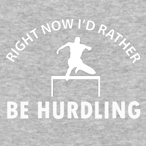 Hurdling designs - Baseball T-Shirt