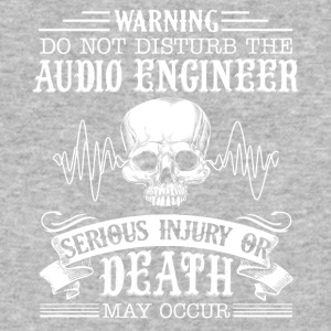 Audio Engineer Shirt - Baseball T-Shirt