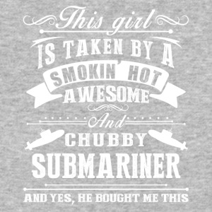Smokin Hot Awesome Submariner Tee Shirt - Baseball T-Shirt