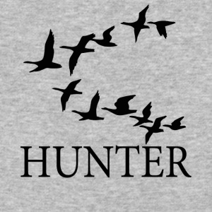 Flock Hunter - Baseball T-Shirt