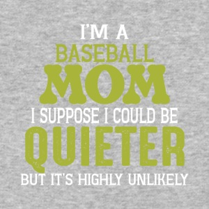 I'm A Baseball Mom T Shirt - Baseball T-Shirt