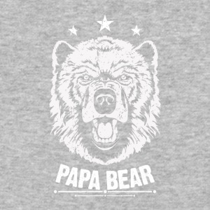 Papa Bear - Baseball T-Shirt