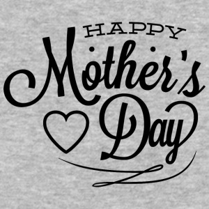 happy_mother-s_day - Baseball T-Shirt