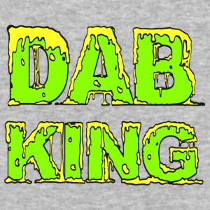 Dab King - Baseball T-Shirt