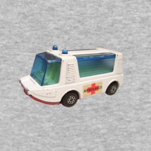 FUTURISTIC AMBULANCE - Baseball T-Shirt