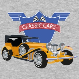 classic car 1 - Baseball T-Shirt