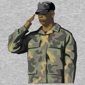 US Soldier America US Army - Baseball T-Shirt