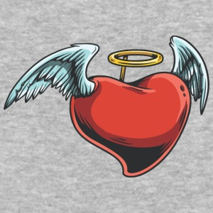 angel_heart - Baseball T-Shirt