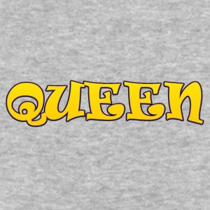 Yellow Queen 2 - Baseball T-Shirt