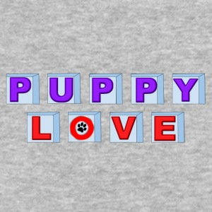 Puppy Love Building Blocks - Baseball T-Shirt