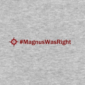 MagnusWasRight - Baseball T-Shirt