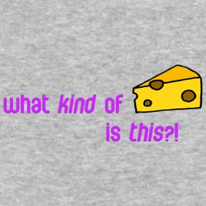 What kind of CHEESE is this? - Baseball T-Shirt