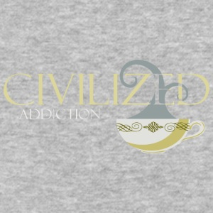 Civilized Addiction - Baseball T-Shirt
