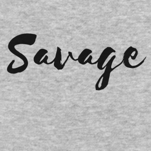 Savage - Baseball T-Shirt