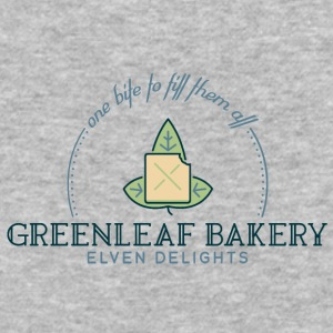 Greenleaf Bakery - Baseball T-Shirt